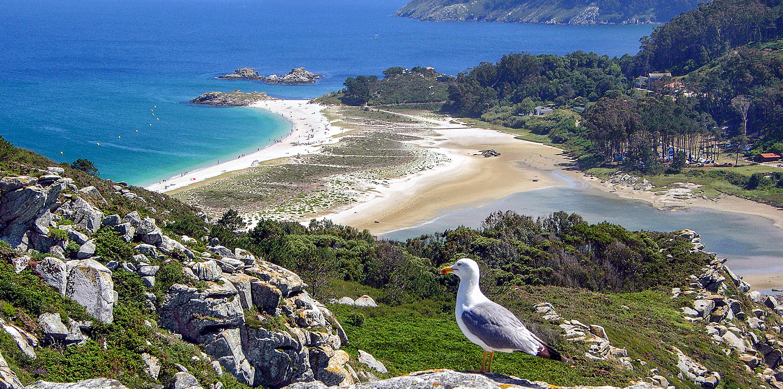 Playa das Rodas